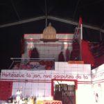 El juez ordena la retirada de las imágenes blasfemas de Bilbao