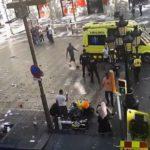 Al menos 13 muertos y más de 100 heridos en un atentado en Barcelona