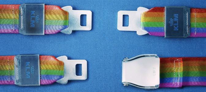 El error de KLM al intentar defender la homosexualidad