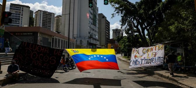 Cardenal Urosa: 'Pedimos que cesen las medidas contra la voluntad del pueblo venezolano'