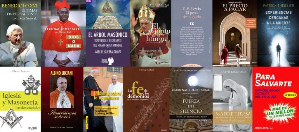 Novedades en la librería de InfoVaticana