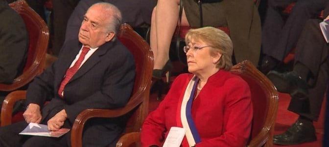 Líderes evangélicos plantan cara a Michelle Bachelet