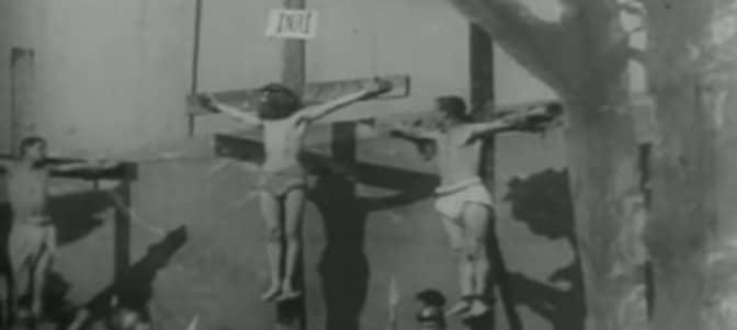 'La vie et la passion de Jésus-Christ', la primera película del Señor