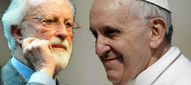 Scalfari acusa al Papa de no creer en la condenación eterna, sino en que 'las almas no arrepentidas dejan de existir'
