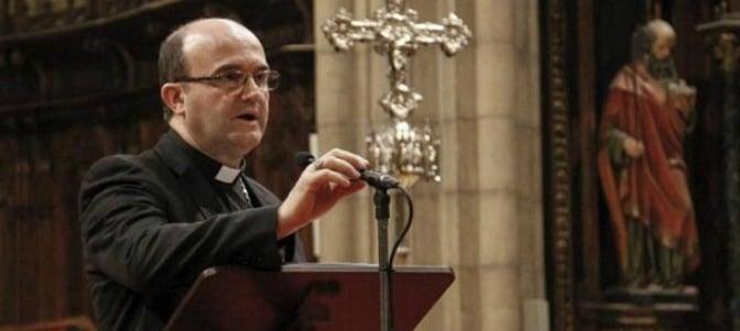 Munilla analiza el 'procés' a la luz de la Doctrina Social de la Iglesia