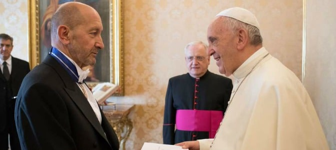 Atribuyen al Papa un profundo rechazo al secesionismo catalán