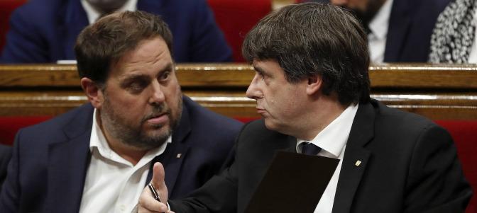 "El ""católico"" Carles Puigdemont"