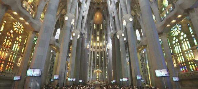 La huelga general llega al Arzobispado de Barcelona