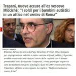 Specola: El Papa Francisco y la política o el mundo al revés, los áticos y la mezquita de Roma