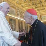 'Continuemos juntos la peregrinación de reconciliación y paz'