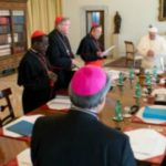 Nueva reunión del Papa con el Consejo de Cardenales