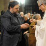 """Junqueras: """"Mi oración preferida es el Magnificat"""""""