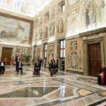 El Papa advierte sobre las 'ideologías fundamentalistas violentas' que amenazan la paz