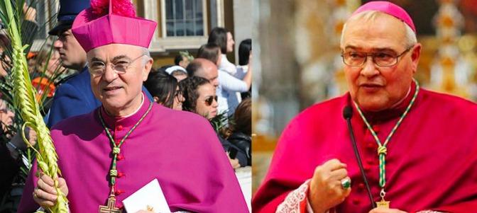 Dos arzobispos italianos se adhieren a la profesión de los kazajos
