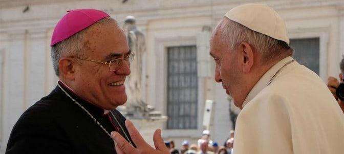 El Papa nombra al obispo de Córdoba miembro de la Congregación para las Causas de los Santos