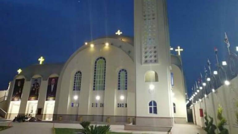 Inauguran iglesia dedicada a los 21 mártires coptos de Egipto