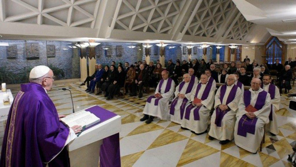 El Papa exhorta a practicar el ayuno con coherencia cristiana