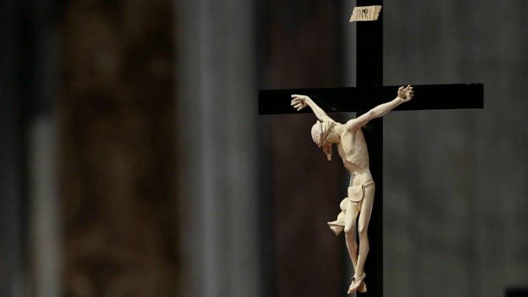 Aumentan los ataques a los cristianos en Europa. En la imagen la cruz, símbolo de todos los que siguen a Cristo.