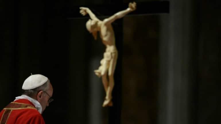 Estas son las meditaciones del Vía Crucis que presidirá el Papa