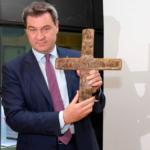 El Gobierno de Baviera ordena colocar una cruz en lugares públicos