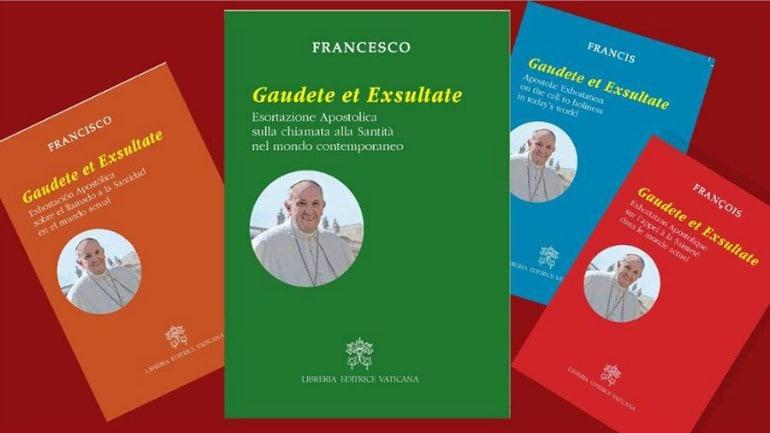 Texto completo de la exhortación apostólica \'Gaudete et Exsultate ...