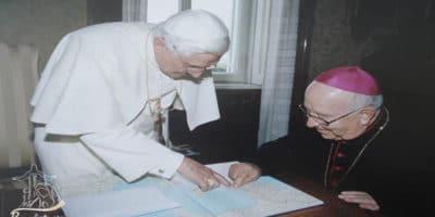 Conocemos el perfil de Sergio Obeso, uno de los nuevos cardenales que ha creado Su Santidad el Papa Francisco.