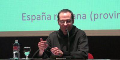 Santiago Cantera, el abad del Valle de los Caídos, contrario a exhumar a Franco