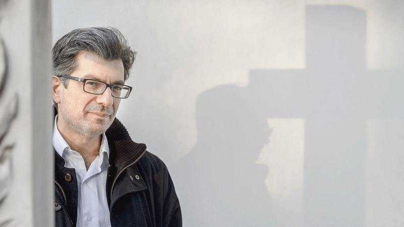 Fabrice Hadjadj, autor de 'Juana y los poshumanos'