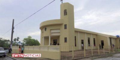 La iglesia inaugurada en Cuba