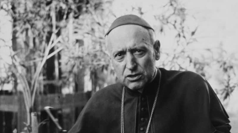 El cardenal József Mindszenty