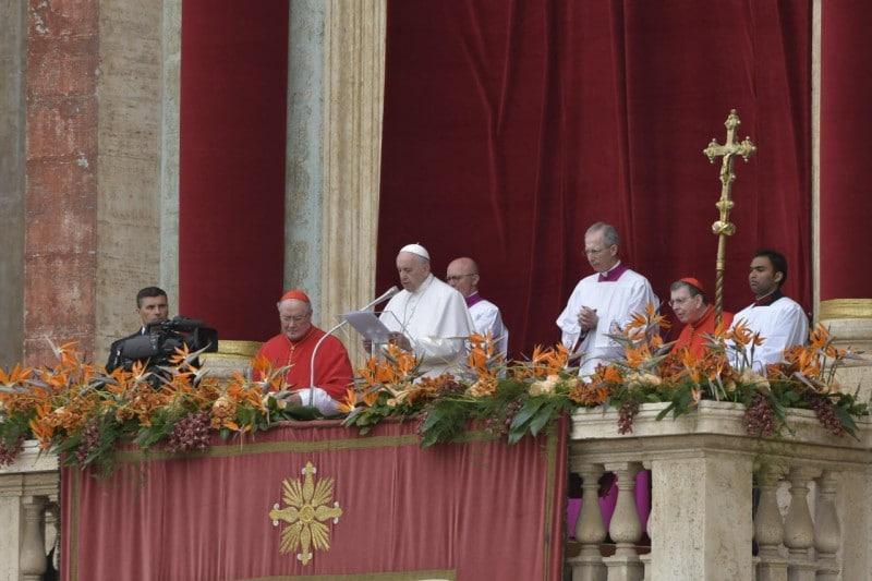 El Papa se solidariza con víctimas de Sri Lanka