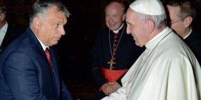 Papa Francisco Orbán