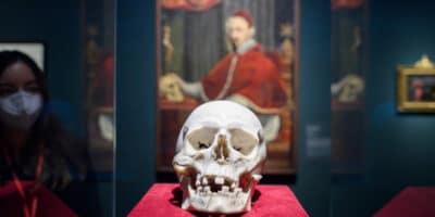 Bernini cráneo