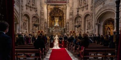 matrimonios por la Iglesia