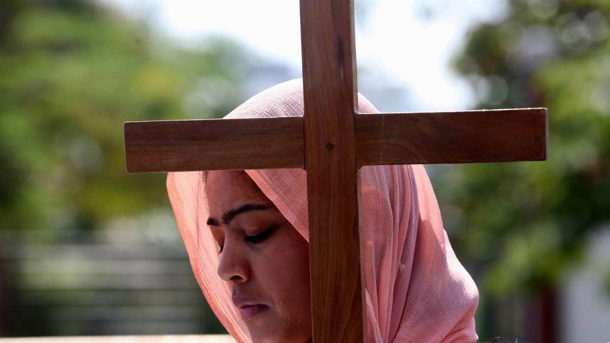 Fatos cristãos na Índia
