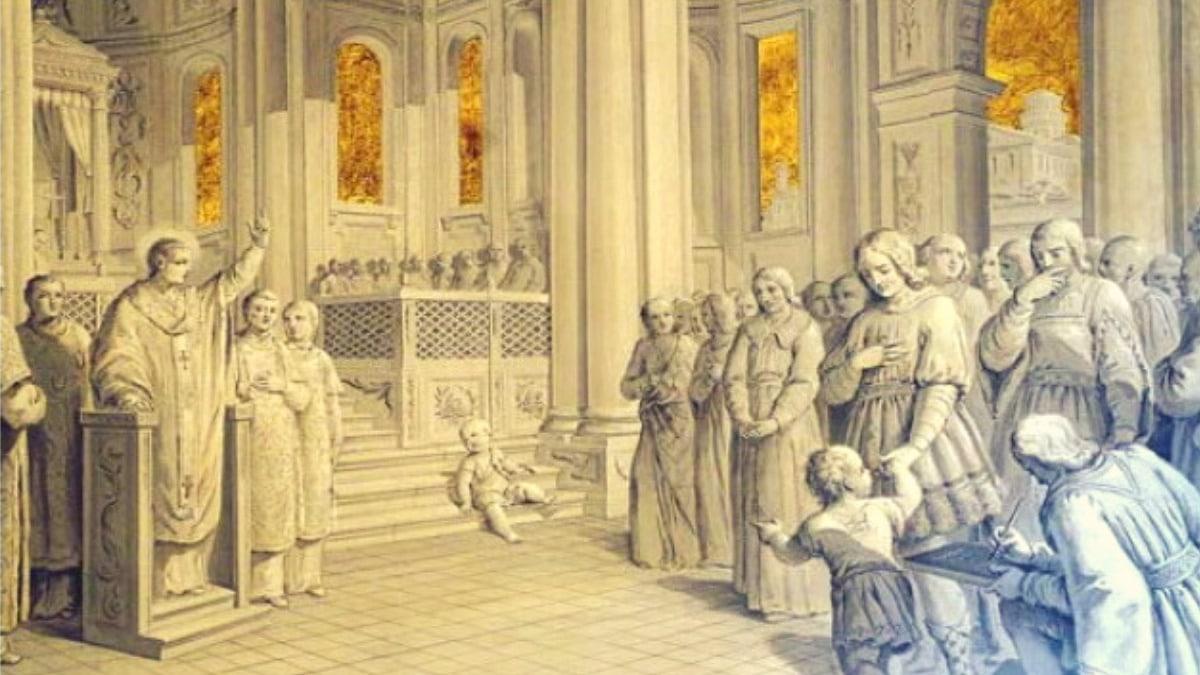 San Cromacio Benedicto XVI