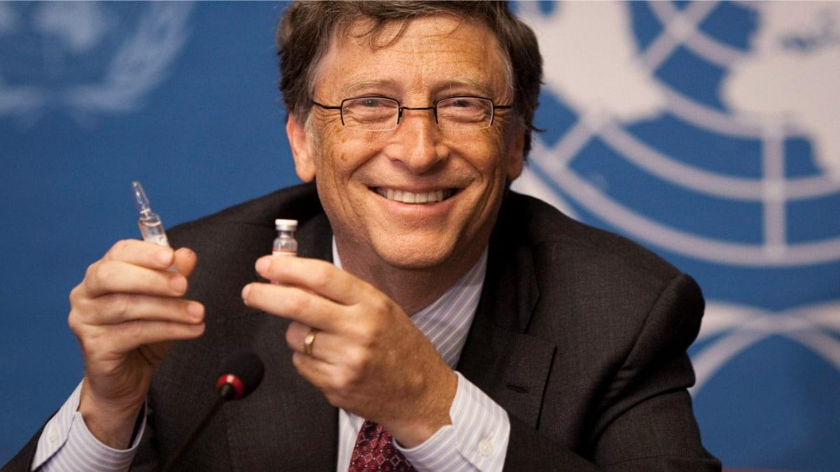 Bill Gates vacunas