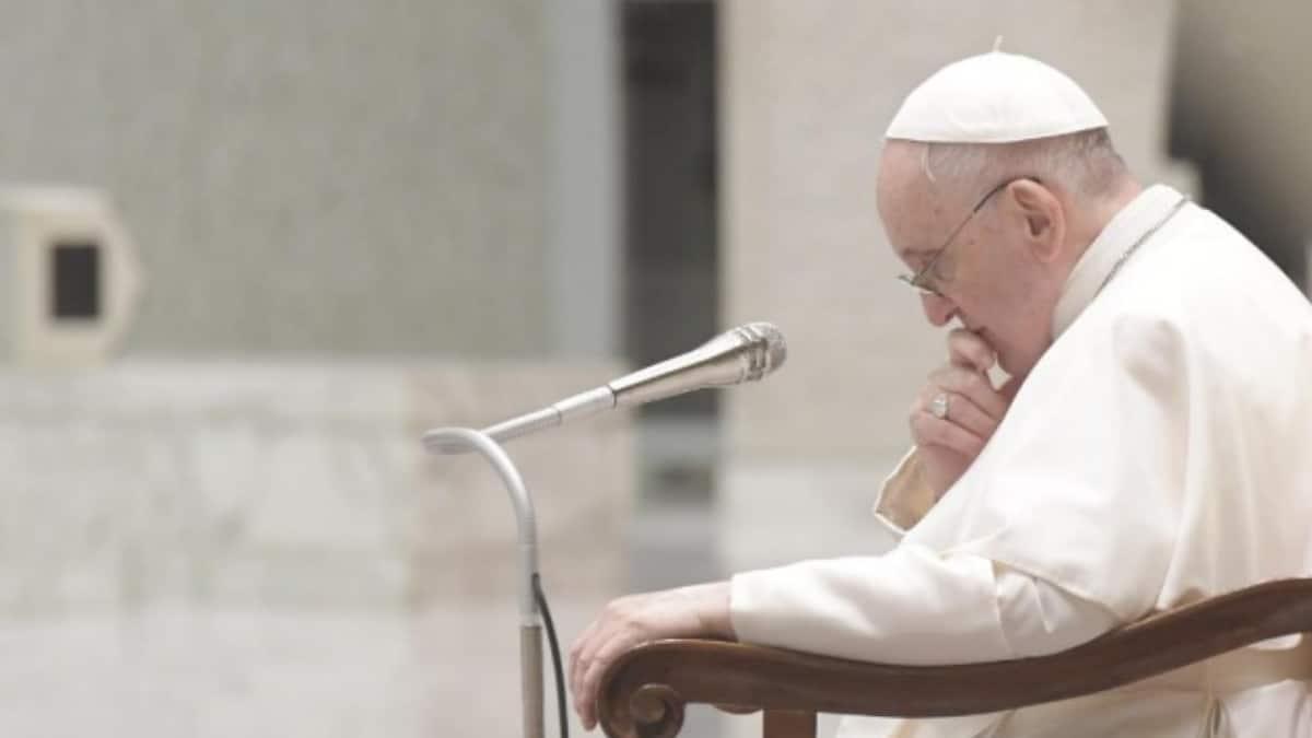 Papa guerra civil Iglesia