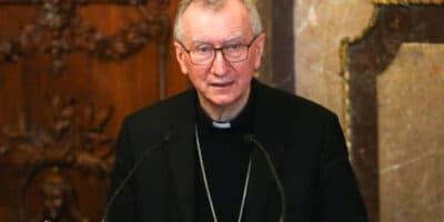 El cardenal Parolin en foro por Corea La paz es fruto de la justicia y la caridad