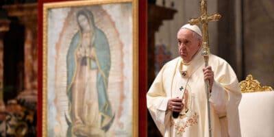 Papa Francisco independencia México
