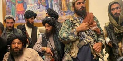 talibanes cristianos