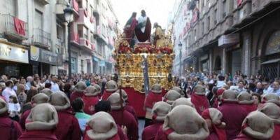 Jaén procesiones