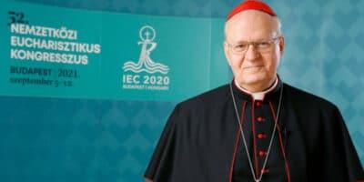 Cardenal Erdö congreso eucarístico