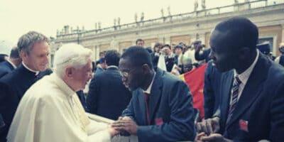 Sacerdote Opus Dei Papa Francisco