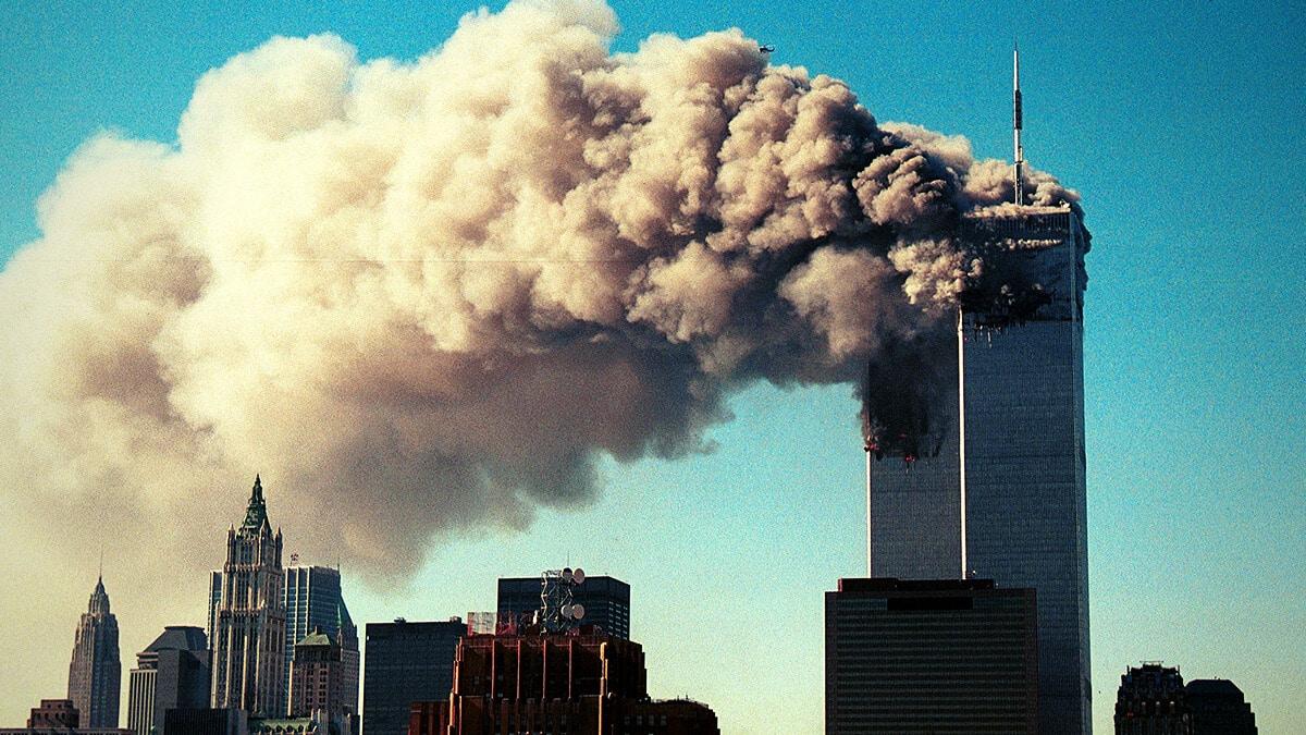 Papas atentados 11S