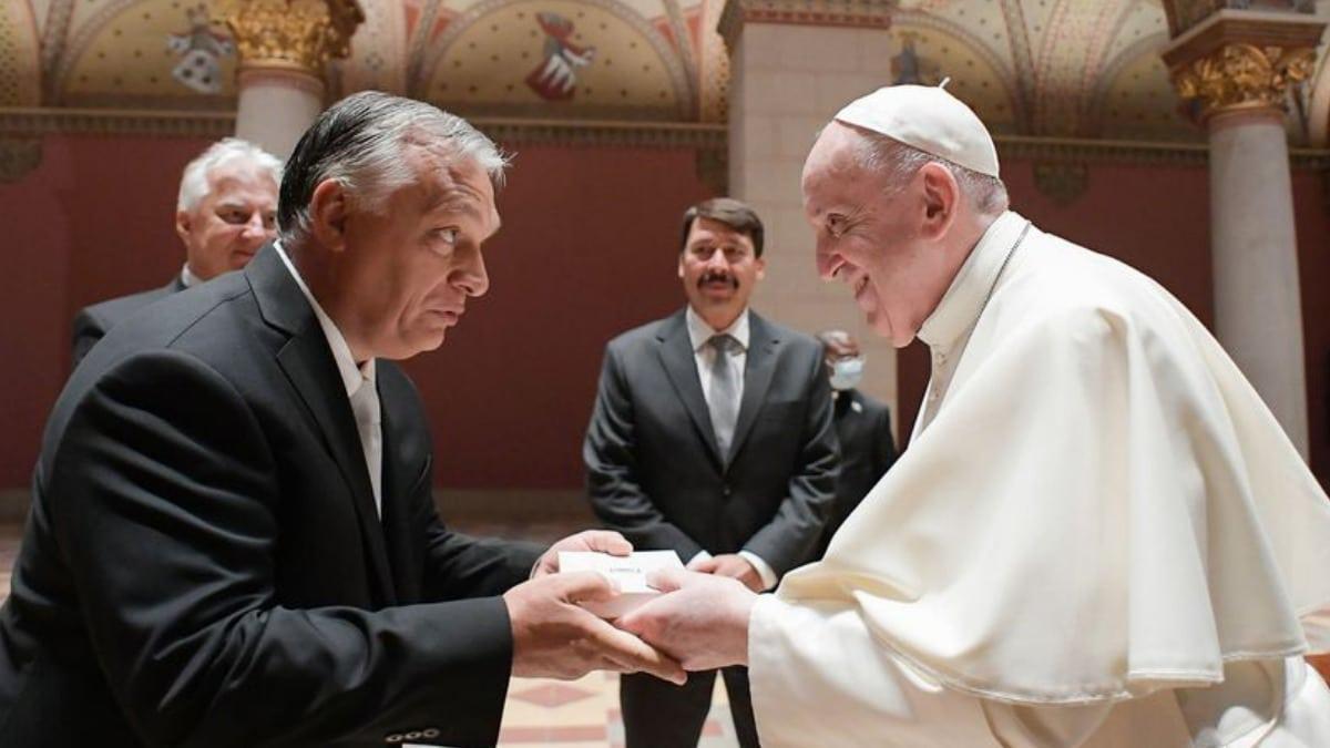 Papa Familia Hungría