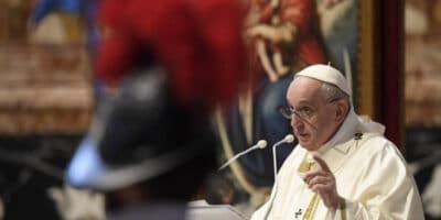 Papa Francisco pasado