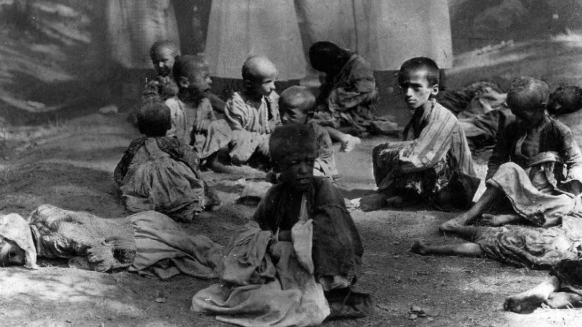 genocidio armenio pruebas