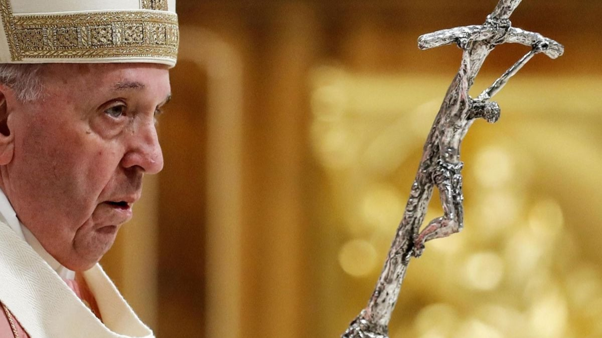 Papa Francisco jóvenes Iglesia