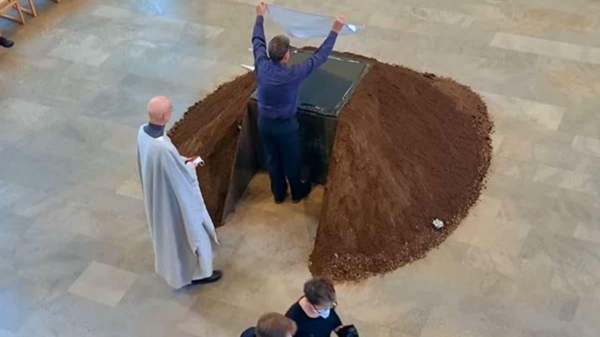 Igreja Alemã de Altar Terra